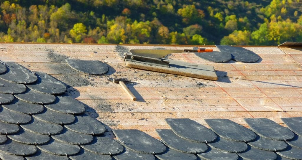 Cost To Replace a 1000 Square Foot Roof